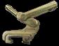 Clamp-On Snelsluiter apart