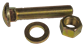 Bout+Moer+Ring M16x1.5x60 Vierkante Nek